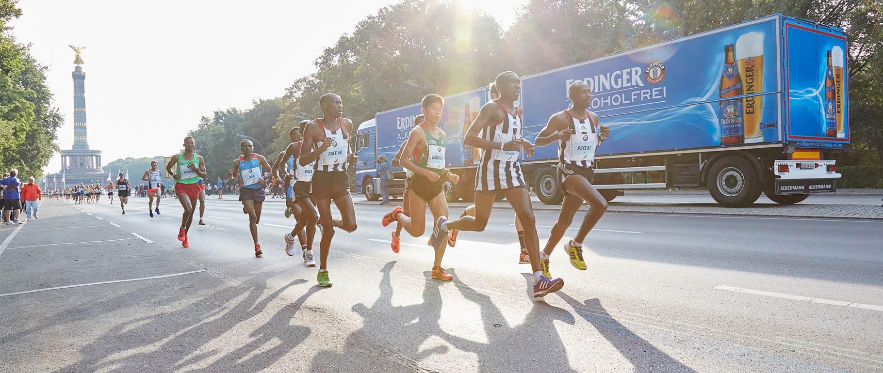 43. BMW Berlin Marathon 2016