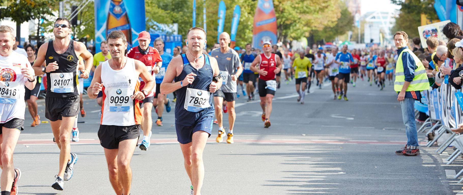 Die Aktiv-Tour beim Berliner Halbmarathon